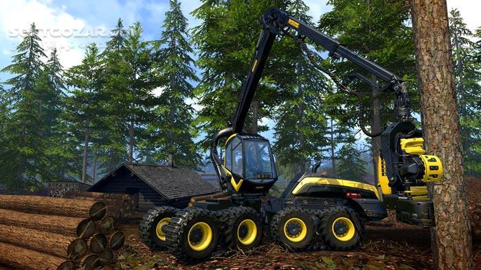 Farming Simulator 15 HOLMER تصاویر نرم افزار  - سافت گذر
