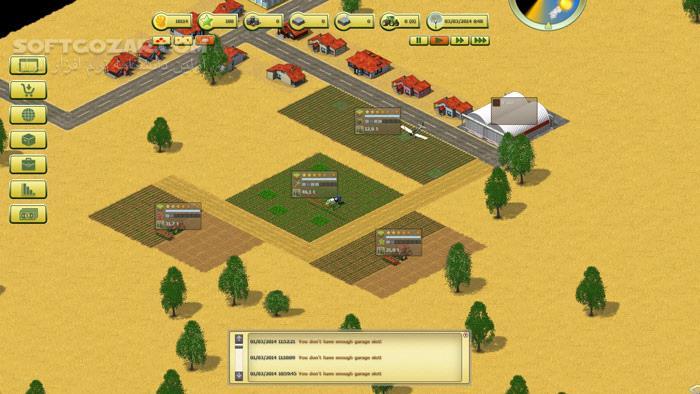 Farming World تصاویر نرم افزار  - سافت گذر