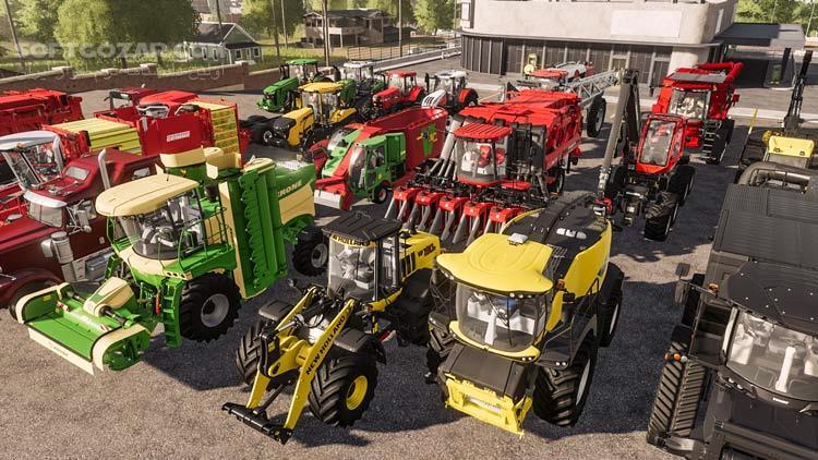 Farming Simulator 19 تصاویر نرم افزار  - سافت گذر