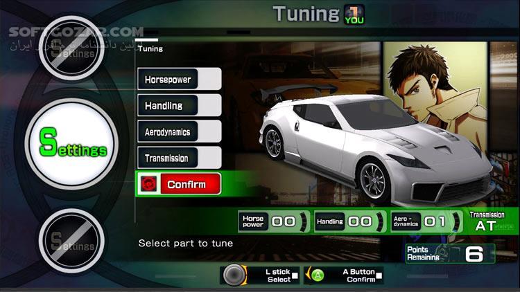 Fast Beat Loop Racer GT تصاویر نرم افزار  - سافت گذر