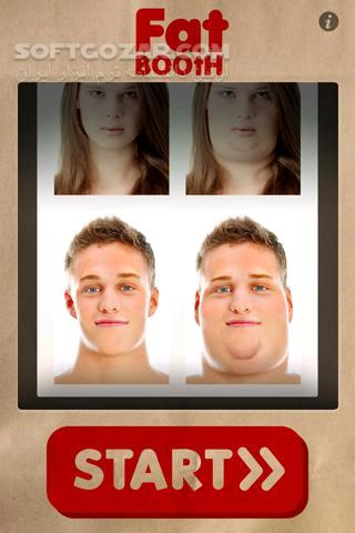 FatBooth 2 9 for Android 2 3 تصاویر نرم افزار  - سافت گذر