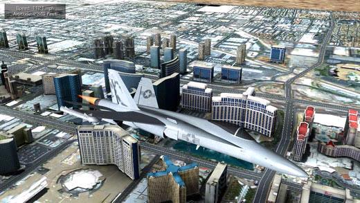 Flight Unlimited Las Vegas تصاویر نرم افزار  - سافت گذر