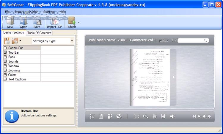Flippingbook publisher 2.2.8 crack