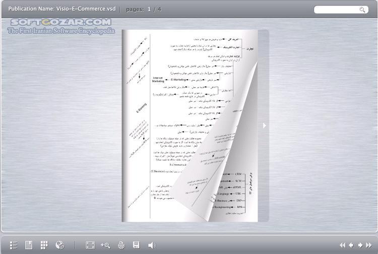 FlippingBook Publisher Corporate 2 2 28 تصاویر نرم افزار  - سافت گذر