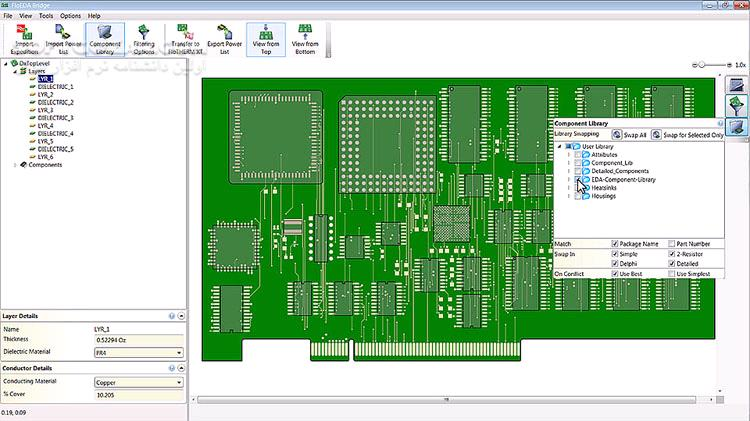 Mentor Graphics FloTHERM XT 3 3 x64 Suite 12 2 PCB 12 2 تصاویر نرم افزار  - سافت گذر