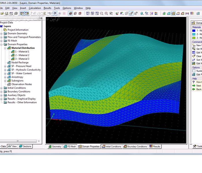 Flow Science FLOW 3D 11 2 Win Linux x64 تصاویر نرم افزار  - سافت گذر