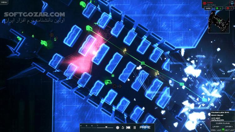 Frozen Synapse 2 تصاویر نرم افزار  - سافت گذر