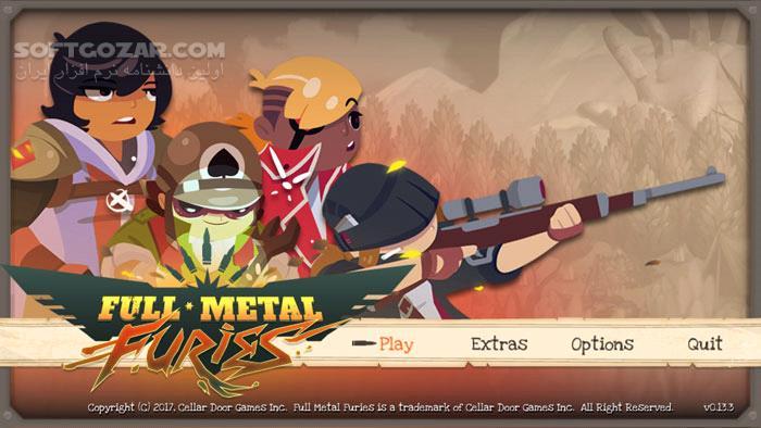Full Metal Furies Update v1 0 5 تصاویر نرم افزار  - سافت گذر