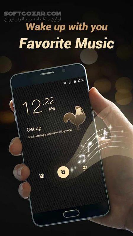 GO Clock – Alarm Clock Theme 2 0 8 For Android 4 1 تصاویر نرم افزار  - سافت گذر