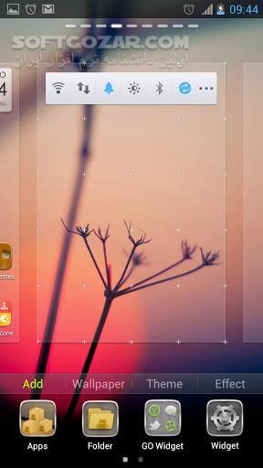 GO Multiple Wallpaper 1 5 for Android 2 1 تصاویر نرم افزار  - سافت گذر