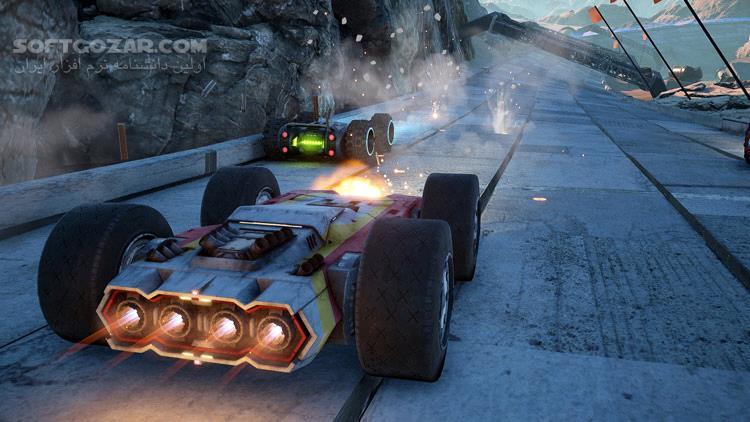 GRIP Combat Racing Updates تصاویر نرم افزار  - سافت گذر
