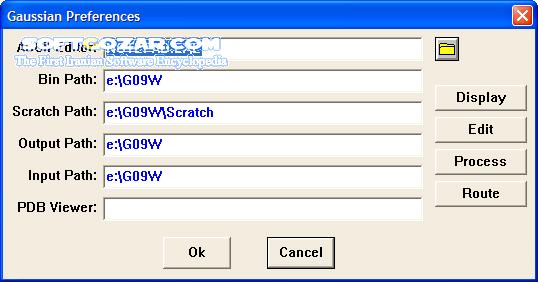 Gaussian 09W v8 0 Rev B 01 Linux Rev D 01 GaussView 5 08 Nanotube Modeler 1 7 7 تصاویر نرم افزار  - سافت گذر
