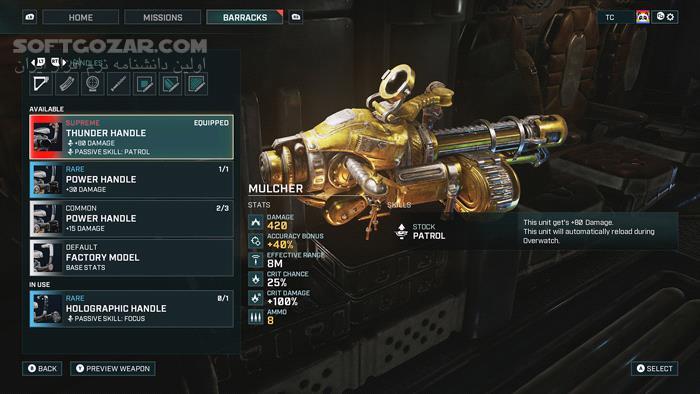 Gears Tactics Jacked تصاویر نرم افزار  - سافت گذر
