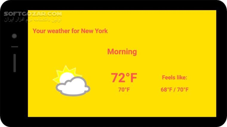Gentle Wakeup Pro Alarm Clock PRO 4 4 5 For Android 4 12 9 4 تصاویر نرم افزار  - سافت گذر