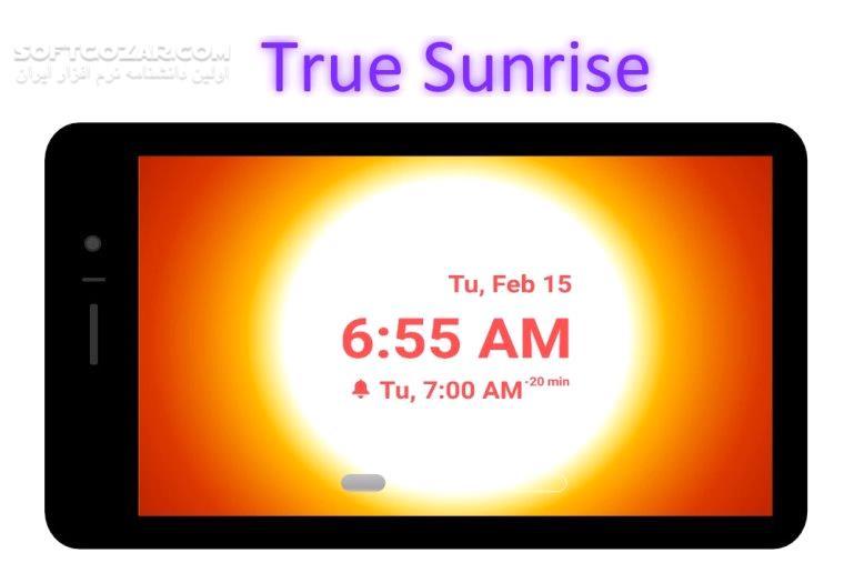 Gentle Wakeup Pro Alarm Clock PRO 4 5 5 For Android 4 12 9 4 تصاویر نرم افزار  - سافت گذر