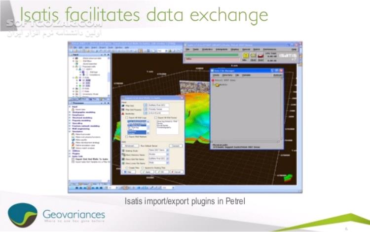 Geovariances ISATIS 2016 1 x64 تصاویر نرم افزار  - سافت گذر