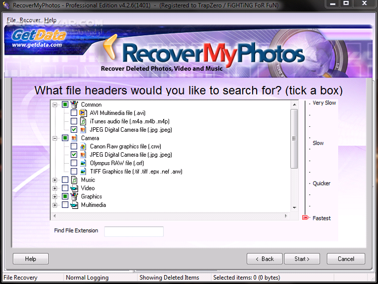 GetData Recover My Photos 4 4 6 1608 Professional تصاویر نرم افزار  - سافت گذر