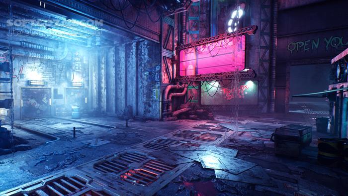 Ghostrunner Kill Run تصاویر نرم افزار  - سافت گذر