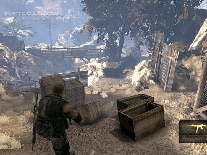 Global Ops Commando Libya تصاویر نرم افزار  - سافت گذر