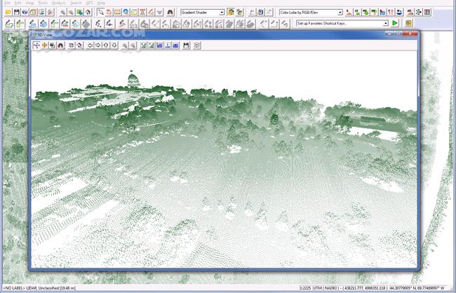Global Mapper 20 1 0 Build 022519 20 0 0 19 1 0 19 0 0 تصاویر نرم افزار  - سافت گذر