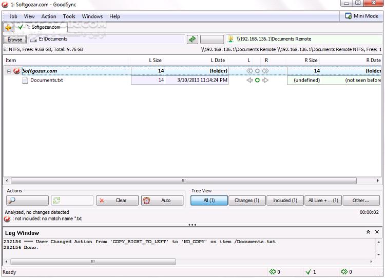 GoodSync Enterprise 10 10 12 2 تصاویر نرم افزار  - سافت گذر