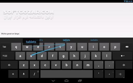 Gboard 8 9 1 278683493 for Android 5 0 تصاویر نرم افزار  - سافت گذر