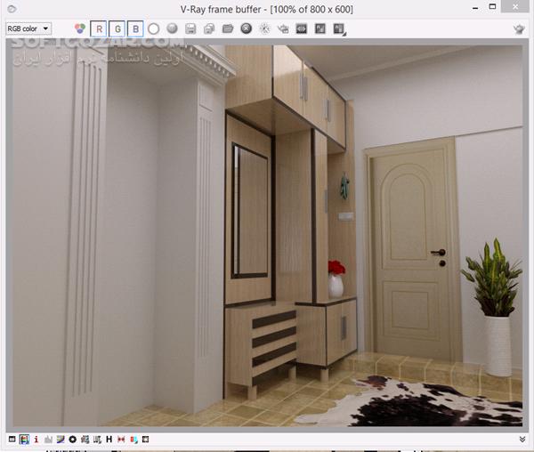 SketchUp Pro 2019 v19 0 685 Portable macOS تصاویر نرم افزار  - سافت گذر