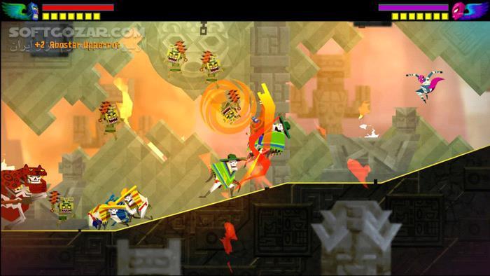 Guacamelee! Gold Edition تصاویر نرم افزار  - سافت گذر