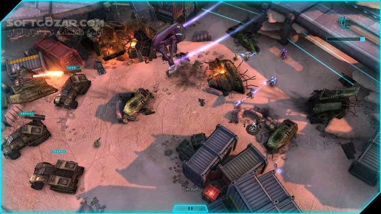 Halo Spartan Assault تصاویر نرم افزار  - سافت گذر