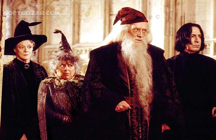 Harry Potter and the Chamber of Secrets تصاویر نرم افزار  - سافت گذر