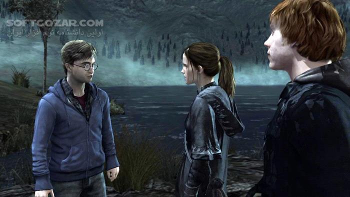 Harry Potter 7 Part 2 تصاویر نرم افزار  - سافت گذر