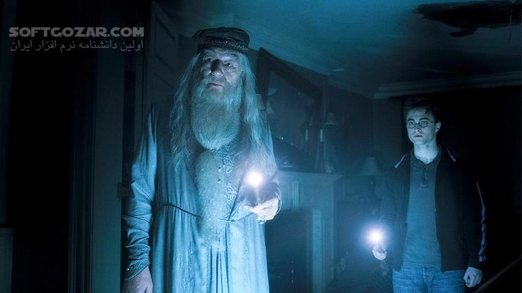 Harry Potter and the Half Blood Prince تصاویر نرم افزار  - سافت گذر