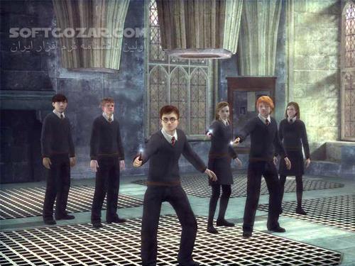 Harry Potter 5 تصاویر نرم افزار  - سافت گذر