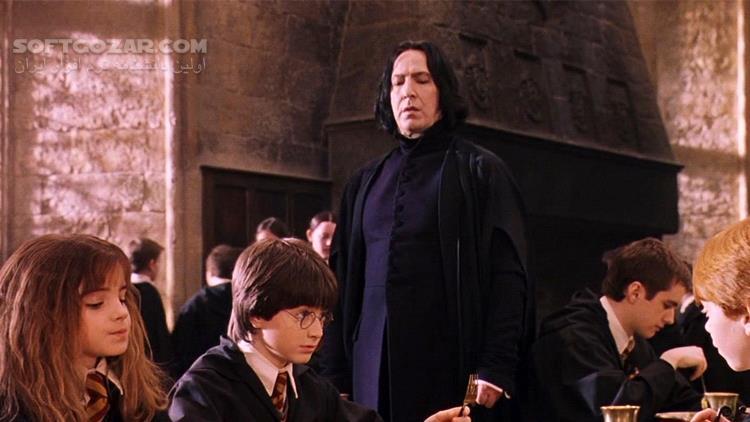 Harry Potter and the Philosophers تصاویر نرم افزار  - سافت گذر