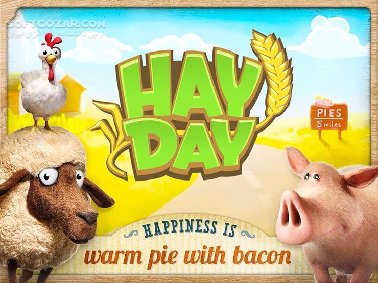 Hay Day 1 45 111 for Android 4 0 تصاویر نرم افزار  - سافت گذر