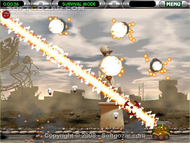 Heavy Weapon تصاویر نرم افزار  - سافت گذر