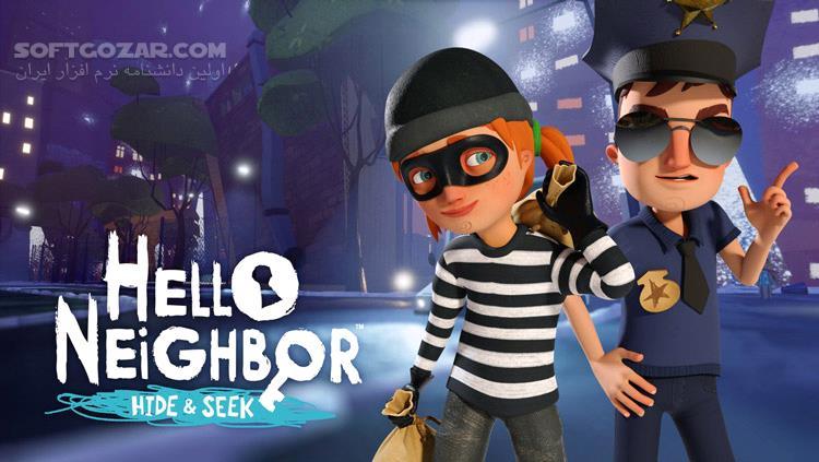 Hello Neighbor Hide and Seek تصاویر نرم افزار  - سافت گذر