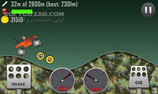 Hill Climb Racing 1 v1 44 1 2 1 31 1 for Android 4 2 تصاویر نرم افزار  - سافت گذر