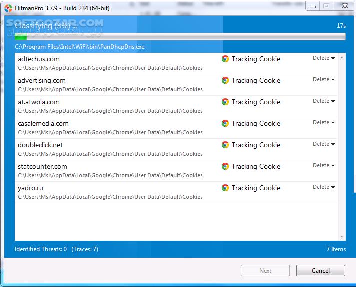 HitmanPro 3 8 15 Build 306 تصاویر نرم افزار  - سافت گذر