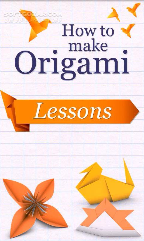 How to Make Origami 1 0 25 for Android 3 0 تصاویر نرم افزار  - سافت گذر
