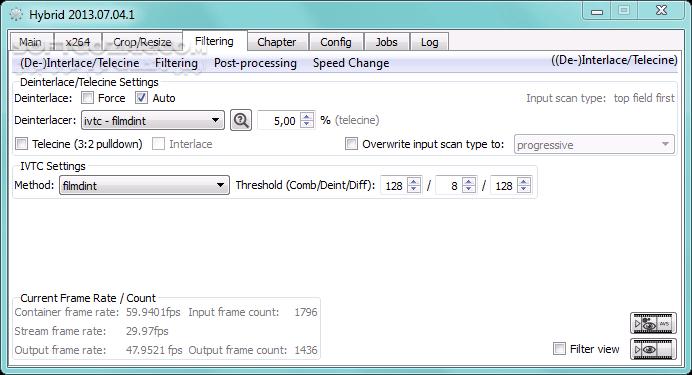 Hybrid 2020 01 11 1 Win Linux Mac تصاویر نرم افزار  - سافت گذر