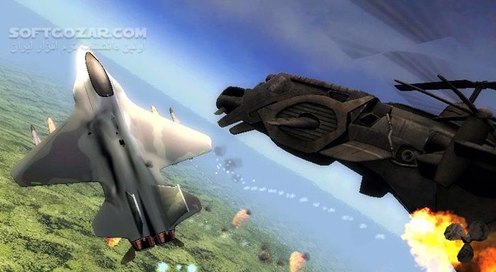 Hyper Fighters تصاویر نرم افزار  - سافت گذر