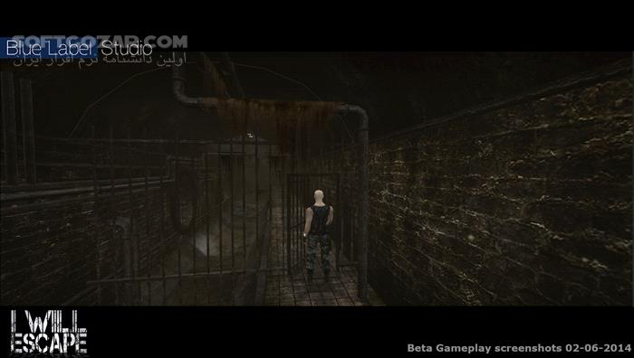 I Will Escape تصاویر نرم افزار  - سافت گذر