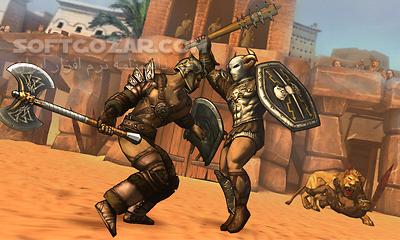 I Gladiator 1 13 1 23383 for Android 2 3 تصاویر نرم افزار  - سافت گذر