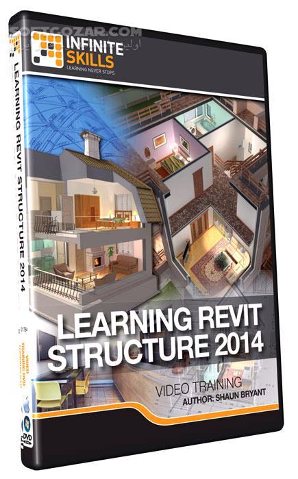 InfiniteSkills – Learning Revit Structure 2014 تصاویر نرم افزار  - سافت گذر