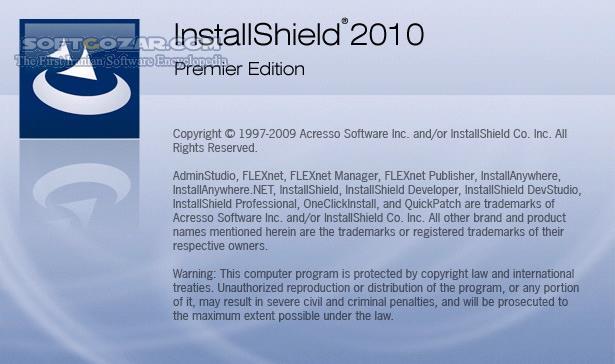 InstallShield 2018 R2 Premier Edition 24 0 573 تصاویر نرم افزار  - سافت گذر