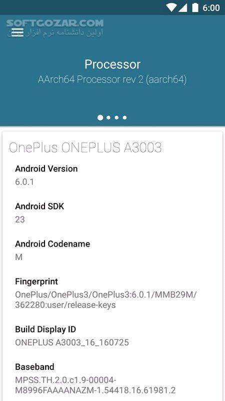 Kernel Adiutor 0 9 10 6 for Android 4 0 3 تصاویر نرم افزار  - سافت گذر