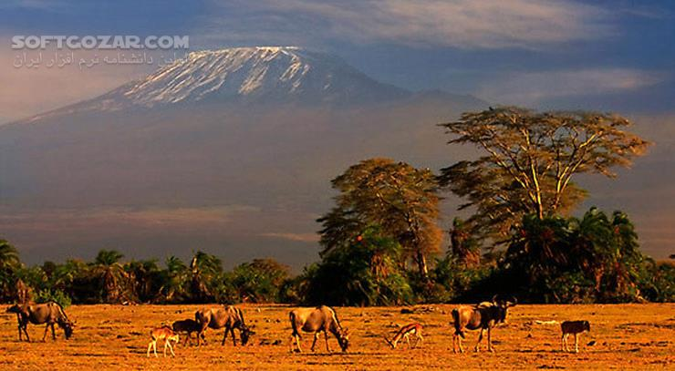 Kilimanjaro To the Roof of Africa تصاویر نرم افزار  - سافت گذر
