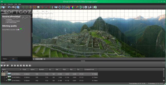 Kolor Autopano Pro 4 2 1 4 4 2 Giga Final Autopano Video Pro 2 5 3 Panotour Pro 2 3 2 تصاویر نرم افزار  - سافت گذر