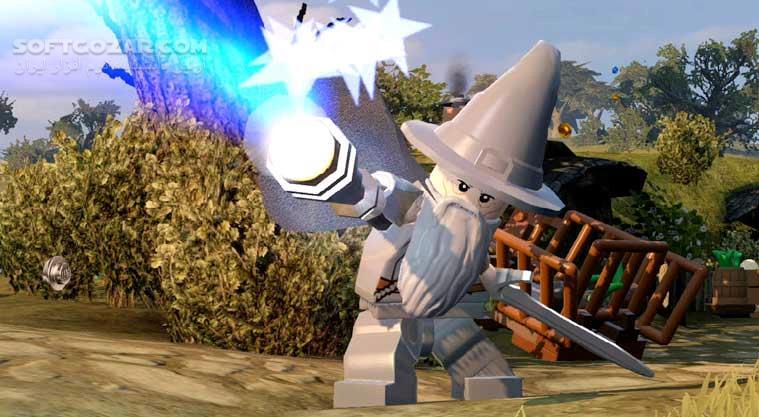 LEGO The Hobbit تصاویر نرم افزار  - سافت گذر